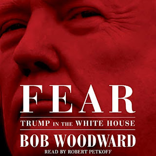 Audiobook of Fear: Trump in the White House by Bob Woodward