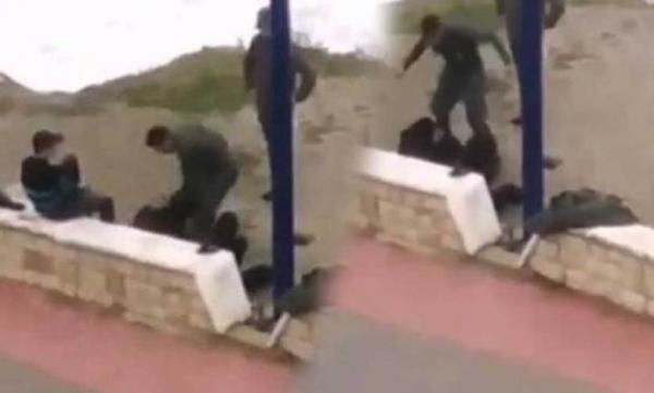 عاجل: النيابة العامة تصدر قرارها في حق عنصر القوات المساعدة المتورط في اعتداء الفنيدق