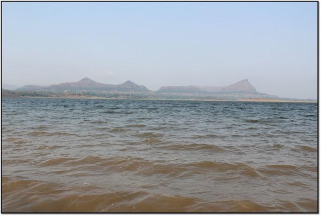 Harihar fort, vaitarna lake, nashik