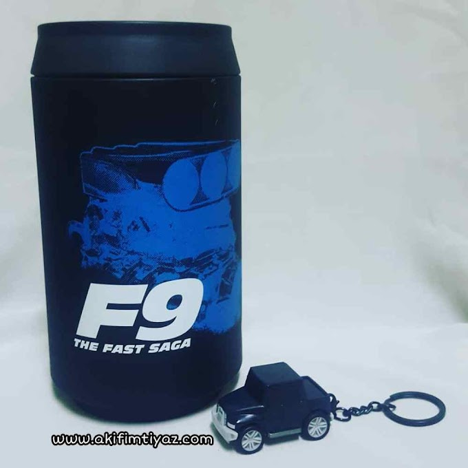 Limited Edition Fast & Furious 9 Merchandise