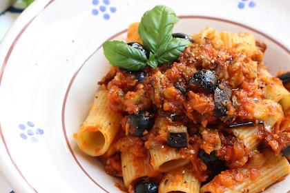 """""""Pasta alle melanzane"""", un plat au bon goût d'Italie"""