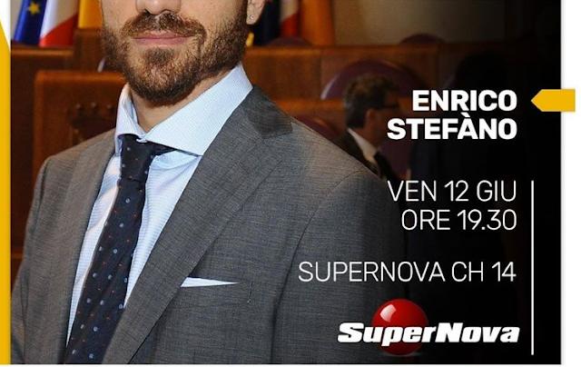 Roma di Sera con Enrico Stefàno