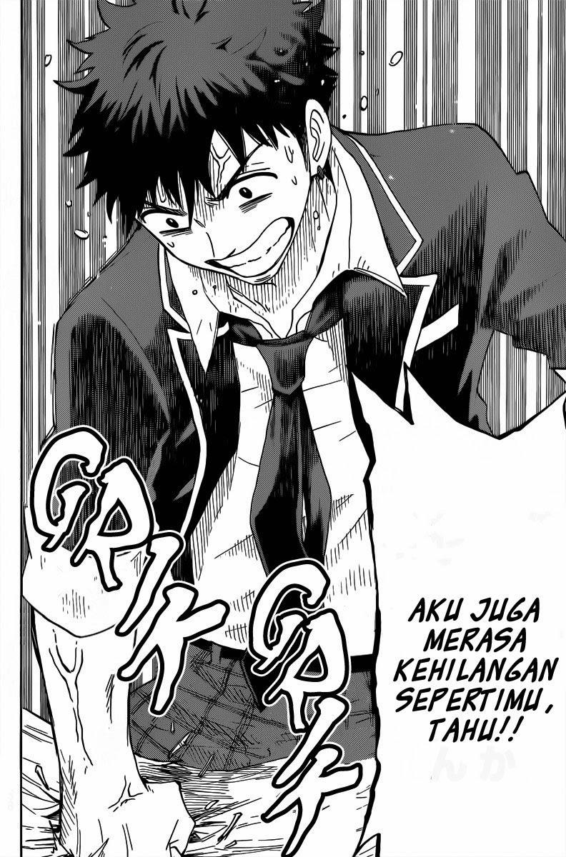Dilarang COPAS - situs resmi  - Komik yamada kun 7 nin no majo 068 - hahaha rasakan itu 69 Indonesia yamada kun 7 nin no majo 068 - hahaha rasakan itu Terbaru 19|Baca Manga Komik Indonesia|