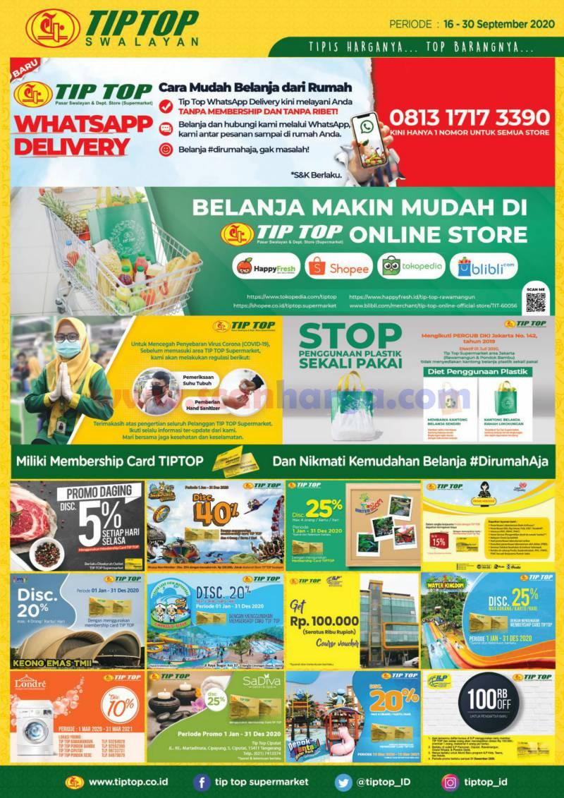 Katalog Tiptop Swalayan Promo 16 - 30 September 2020 13