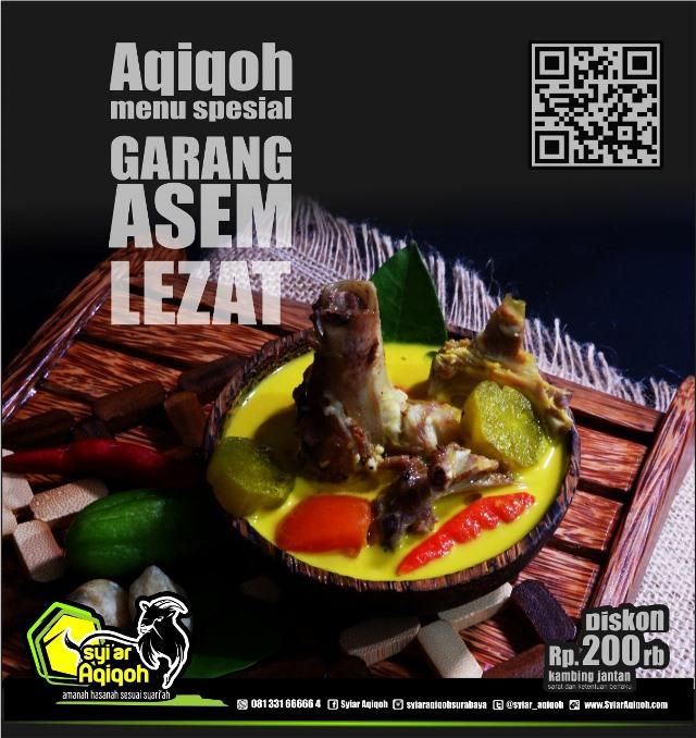 Jasa Aqiqah Syiar di Kedungcowek Surabaya