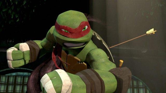 The Blog Of Epic Randomness Nicktoons Tmnt Episode 3 Turtle Temper