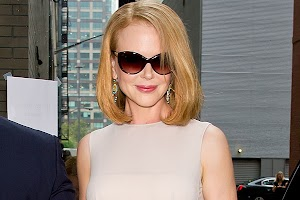 Nicole Kidman returns to his fall : ' I was scared ! '