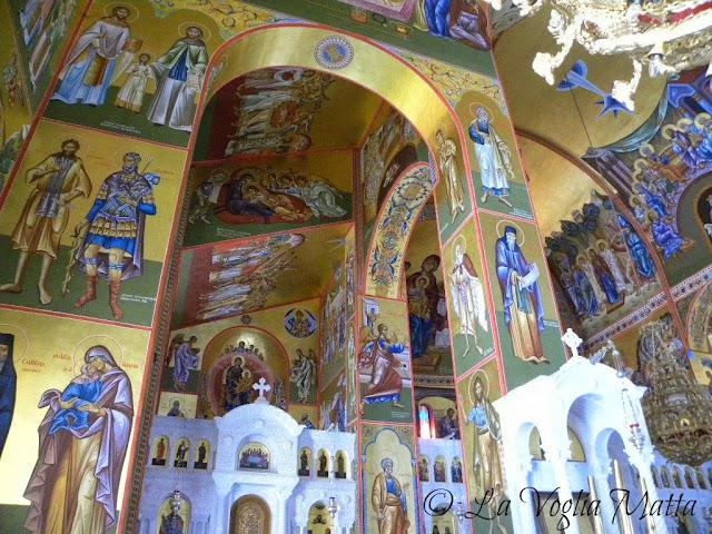 monastero di Ag. Gerasimos, isola di Cefalonia