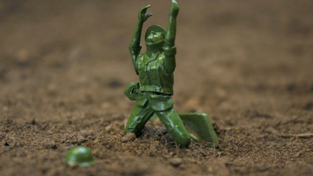 Plot Oon For Plastic Green Army Men War Is Hell Forces