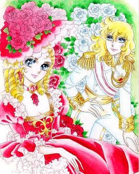 lady oscar rose of versailles
