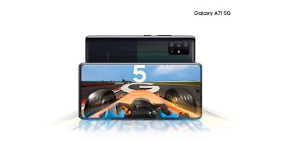 ต้อนรับยุค 5G อย่างเต็มรูปแบบ! Samsung เปิดตัว Galaxy A71 5G จัดเต็มครบทุกฟีเจอร์ตอบโจทย์สายบันเทิง-เกมเมอร์ ในราคาที่ดีที่สุดจาก Samsung