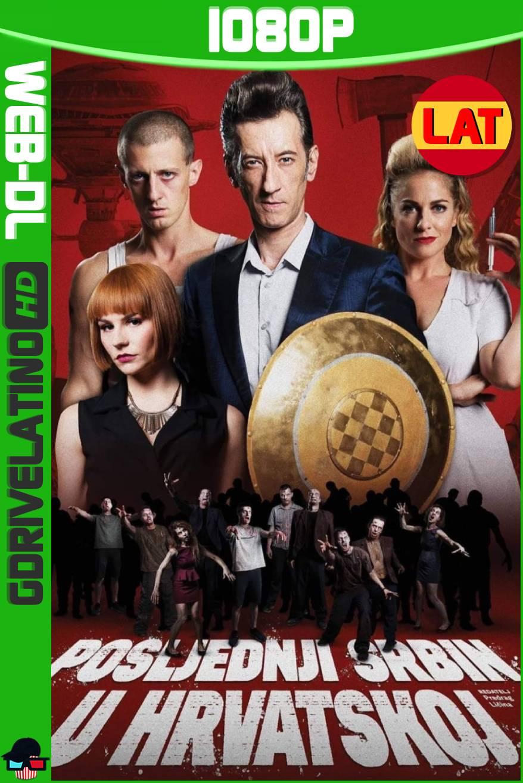 Batalla de los Zombies (2019) WEB-DL 1080p Latino-Croata MKV