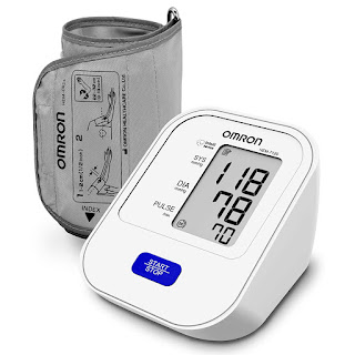 Fully Automatic Digital Blood Pressure Monitor.