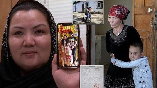 Pejabat China Paksa Muslim Uigur Makan Daging Babi, Warga yang Menolak Dijebloskan ke Kamp-Kamp