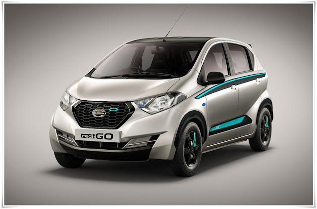 Here are 5 great things to know about Datsun Redi-GO Facelift