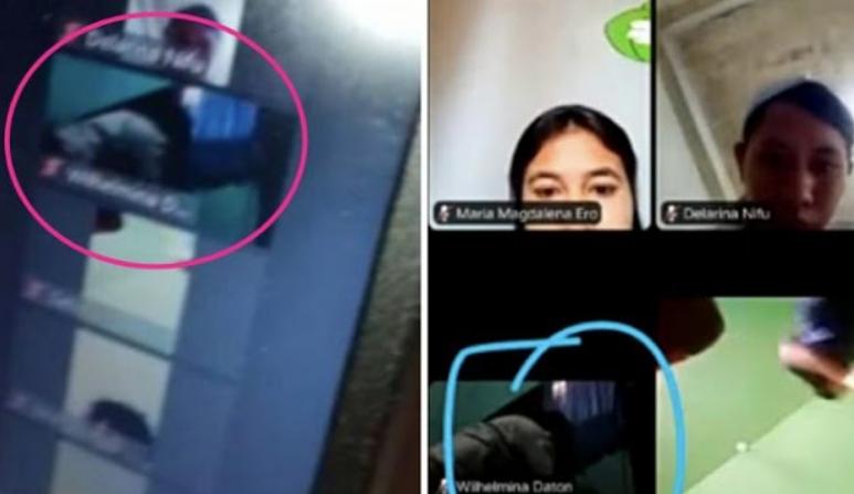 Mahasiswi Kupang Viral Wik-wik Saat Kuliah Online Ngaku Akun Diretas