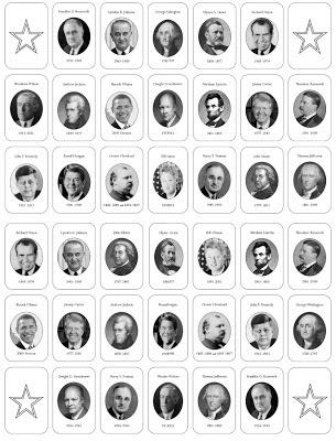 Relentlessly Fun, Deceptively Educational: Presidential 4