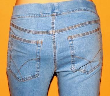 Celana Legging Jeans