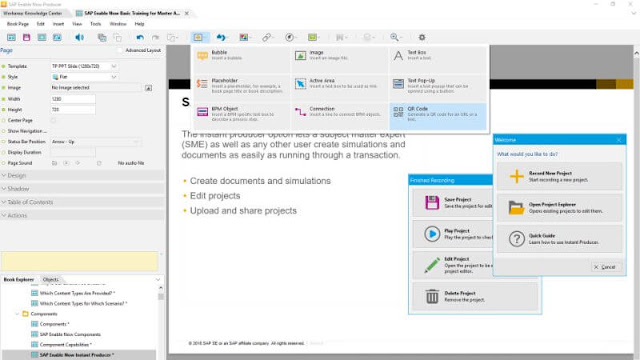 SAP Enable Now-Software Documentation Tools for Every Stage of Project Implementation-Hire A Virtual Assistant