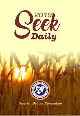 SEEK Daily Nigerian Baptist Convention, Baptist Devotionals