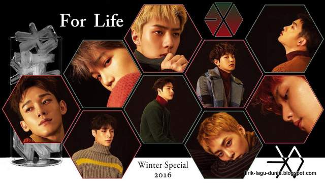EXO - For Life
