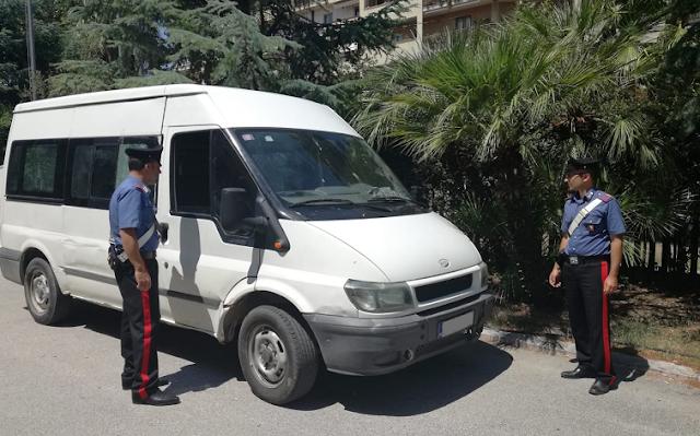 Cerignola (FG), caporalato, i Carabinieri intensificano le attività contro tale fenomeno