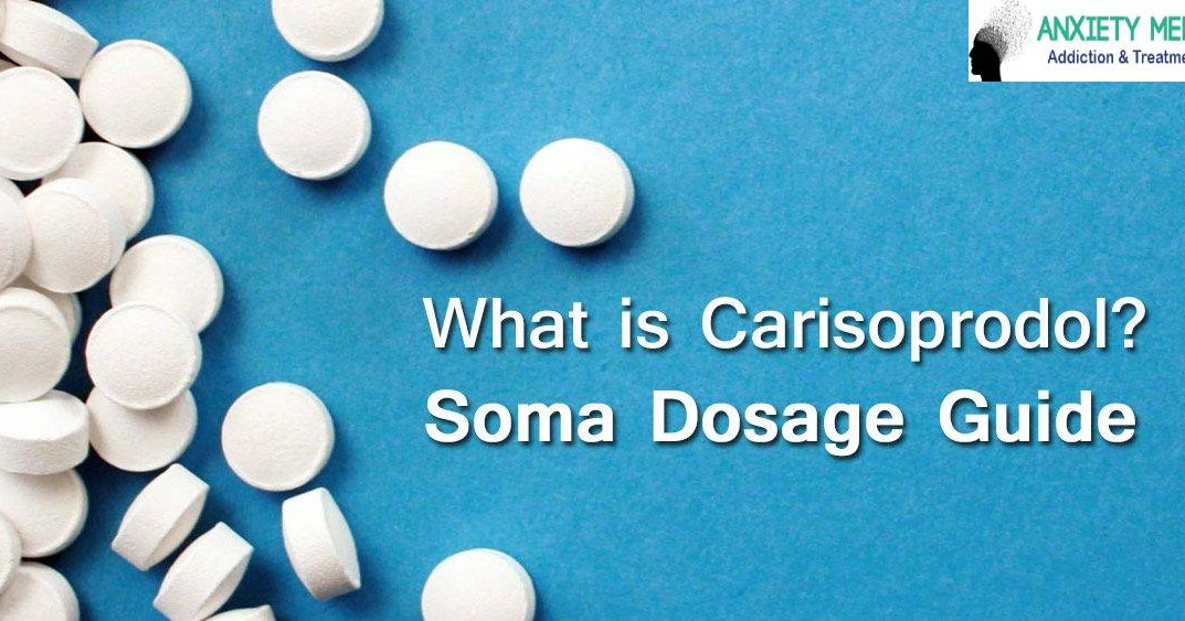What is Carisoprodol? - Uses, Dosage, Side effects, Precautions