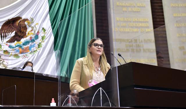 Se integrará Cecilia Patrón a la Comisión Permanente del Congreso de la Unión