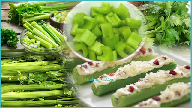 Health benefits fresh  celery