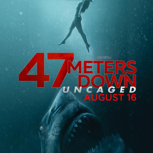 47 Meters Down Uncaged Sinopsis, Trailer, Jadwal Tayang - Petualangan Seru Reruntuhan Kota Dalam Laut