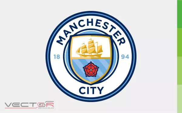 Manchester City FC Logo - Download Vector File CDR (CorelDraw)