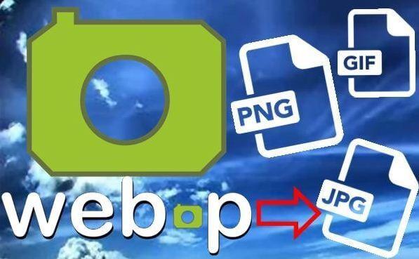 كيفية, تحويل, صور, WebP, باستخدام, أجهزة, الكمبيوتر, وماك, وآيفون, واندرويد