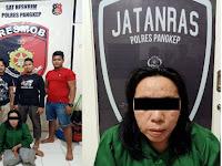 Wanita Pembobol Rumah di Sejumlah Perumahan di Pangkep, Ahirnya Ditangkap Polisi
