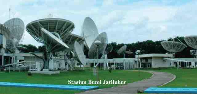 Stasiun Bumi Jatiluhur