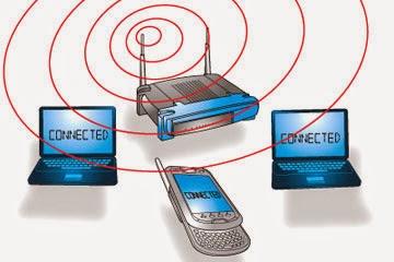 Cara Membuat Sinyal Wi-Fi yang kuat