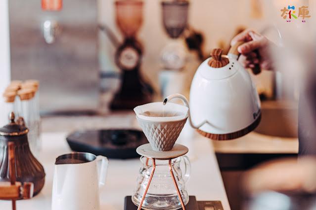 店內手沖咖啡