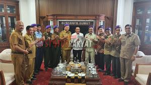 Pemkab Karo Suarakan Pembukaan Jalur Alternatif Berastagi - Medan, Edy Rahmayadi : Saya Dukung Sepanjang Untuk Kepentingan Masyarakat