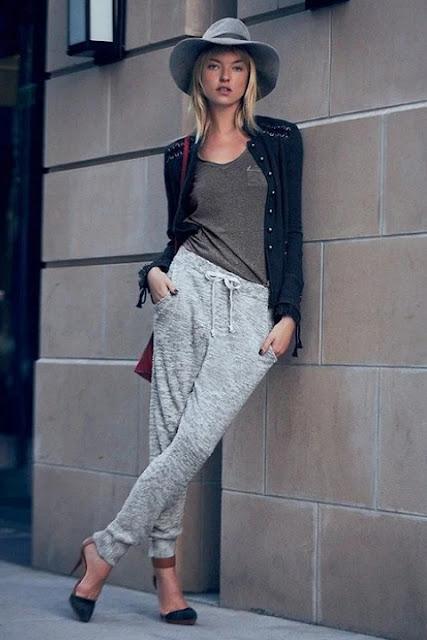Стильный образ модные брюки 5-5