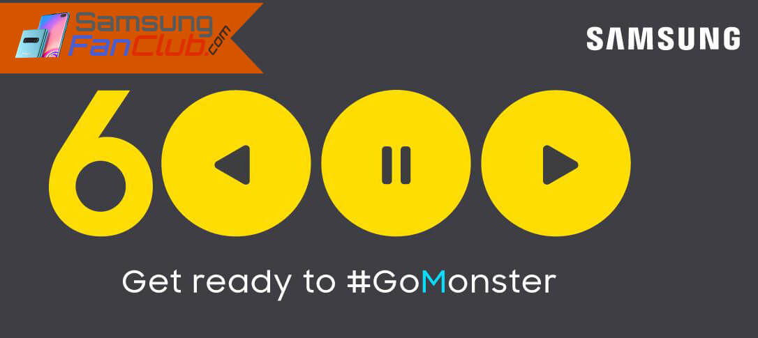 Monster Size Battery of 6000mAh will be shipped with Samsung Galaxy M30s