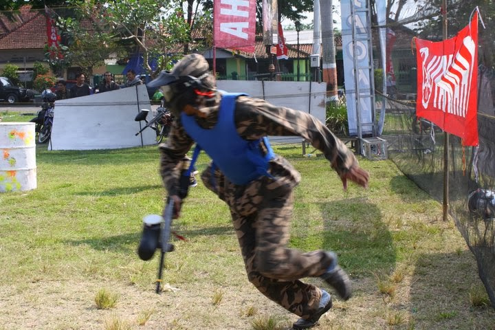 Jogja Paintball