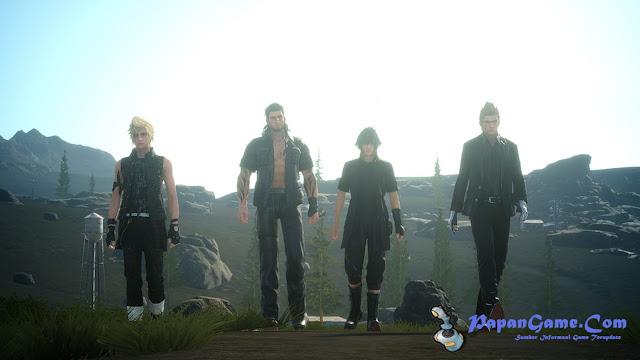 Update Untuk Chapter 13 dari Game Final Fantasy XV Dirilis