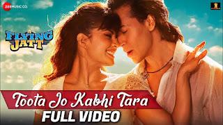 Download Toota Jo Kabhi Tara - A Flying Jatt Full HD Video