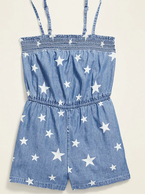Old Navy Star Romper