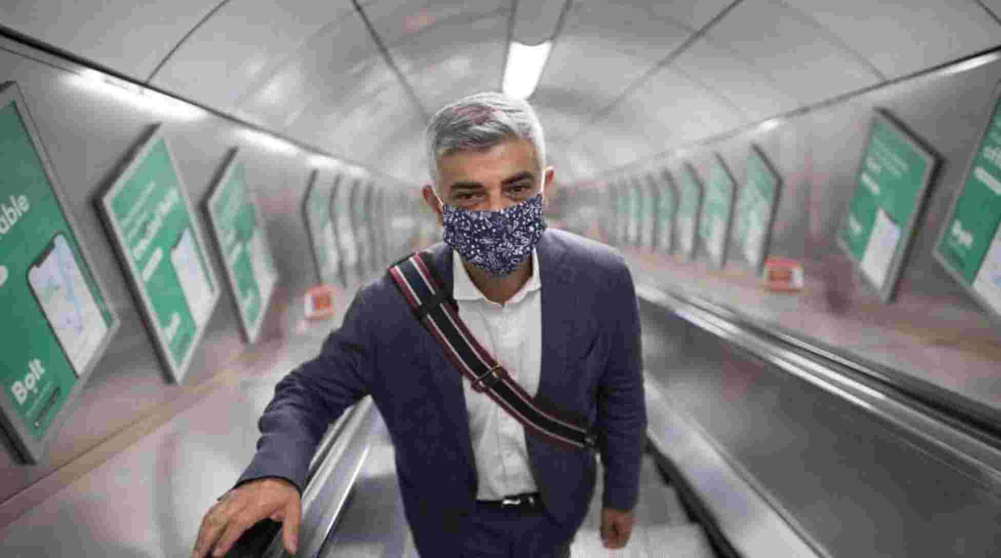 """Londres """"a días"""" de quedarse sin camas de hospital - Alcalde"""