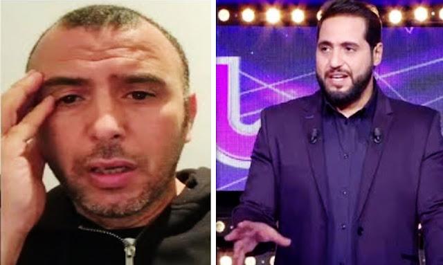"""تونس - بالصور ... أمين قارة يهاجم لطفي العبدلي  ويصفه  بـ : """"قليل أصل وقليل تربية زادة ، لن أنزل لمستواك المنحط"""" !"""