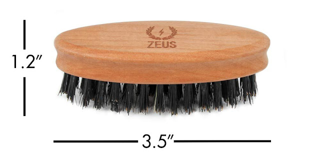 Brush size chart