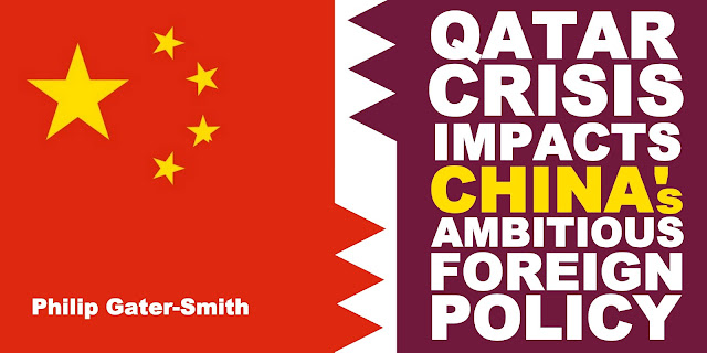 FEATURED | Qatar Crisis Impacts China's Ambitious Foreign Policy
