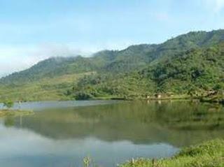 danau tujuh warna bengkulu