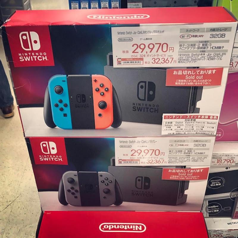 ついに「Switch」を購入