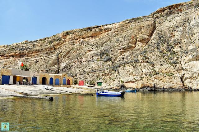 Inland Sea, isla de Gozo (Malta)